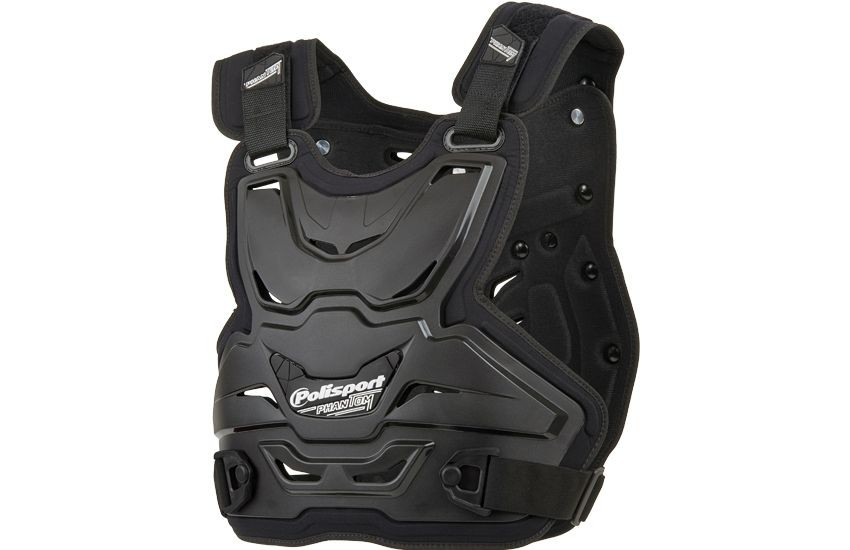 Chest protector PANTHOM LITE black