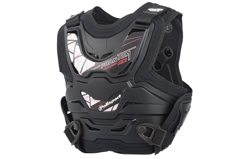 Chest protector PANTHOM MINI black