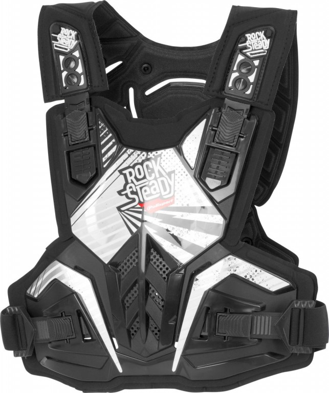 Chest protector ROCKSTEADY PRIME YOUNGSTER adult black