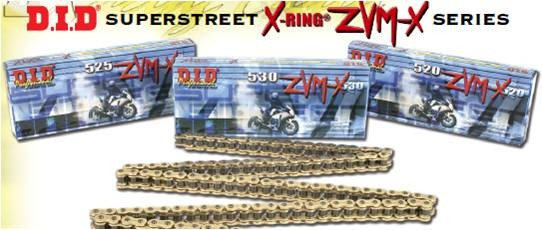Lant X-Ring SUPERSTREET 112 zale Gold/Gold