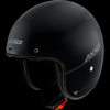 JET helmet AXXIS HORNET SV ABS solid black gloss XS