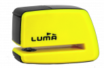 Lock LUMA DIM91DF ENDURO 91D with bag galben