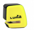 Lock LUMA DIM92DF ENDURO 92D with bag galben