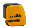 Lock LUMA DIM92DRG ENDURO 92D with bag portocaliu