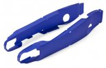 Swingarm protectors POLISPORT PERFORMANCE blue Yam 98