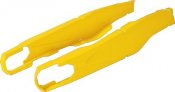 Swingarm protectors POLISPORT PERFORMANCE Husqvarna yellow