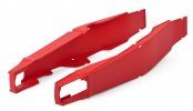 Swingarm protectors POLISPORT PERFORMANCE red CR 04